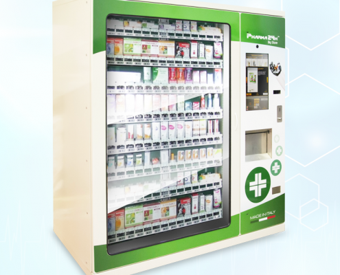 big vending machine, vending machine for pharmacy, pharma 24h