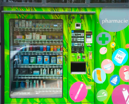 pharmacy vending machine