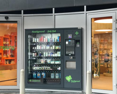distributore automatico farmacia