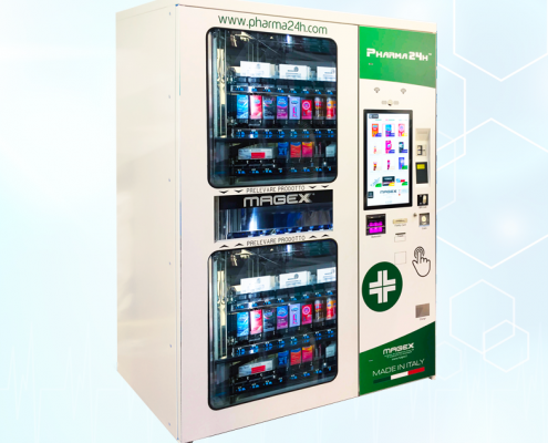 easy vending machine, pharmacy h24