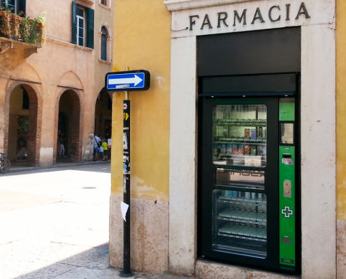 vending machine pharmacy