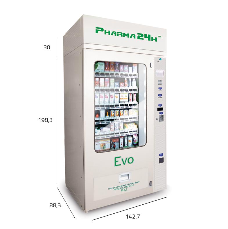 Evo distributore automatico