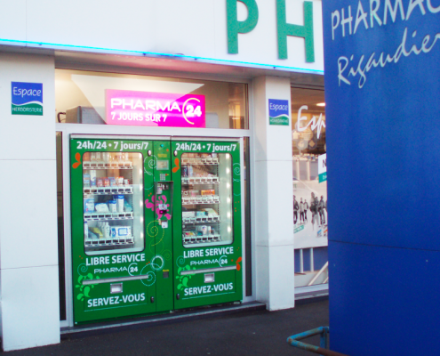 vending machine pharmacies