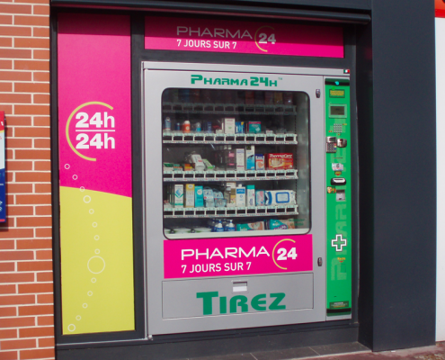 vending machine pharma
