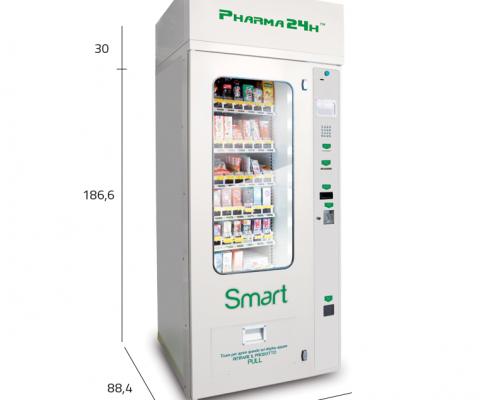 distributore automatico piccolo per farmacia