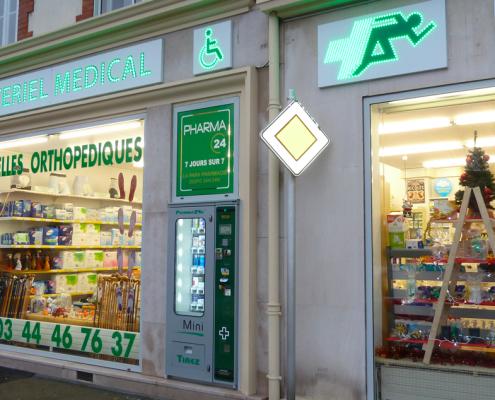 distributore per farmacia