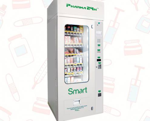 pharma h24, vending machine pharmacy, pharmacy h24