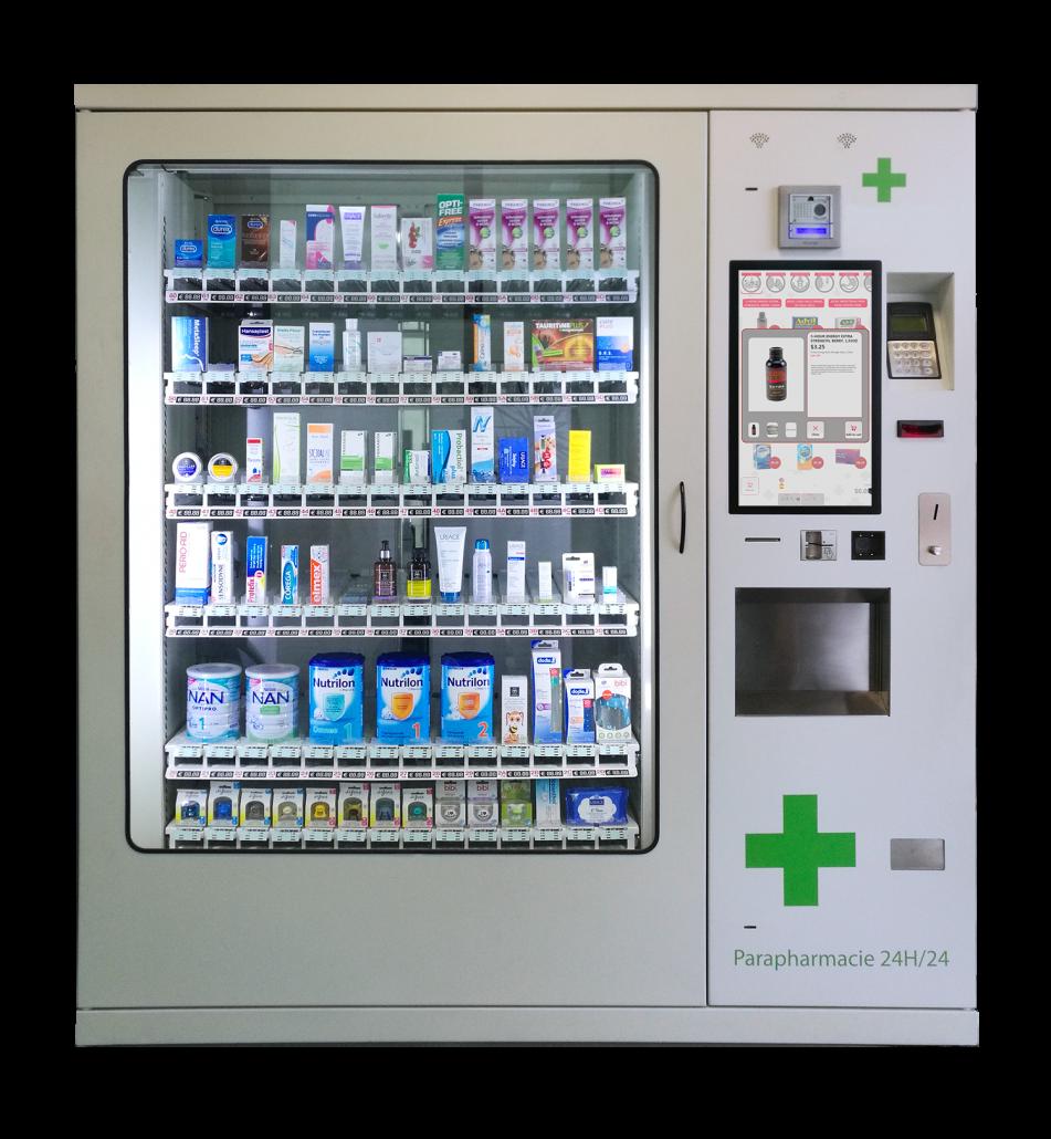 distributore automatico per farmacia