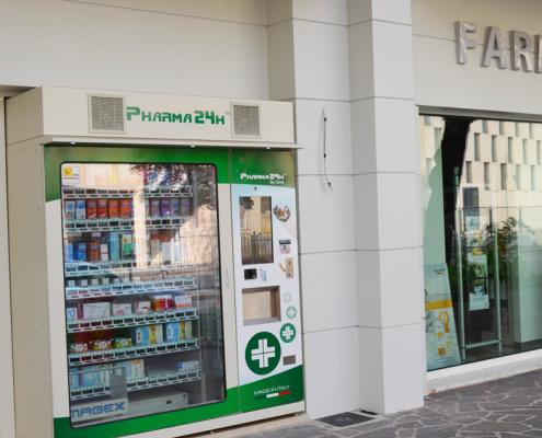 negozio automatico farmacia