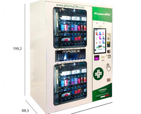 distributore automatico prodotti farmacia