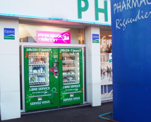 vending machine pharmacies