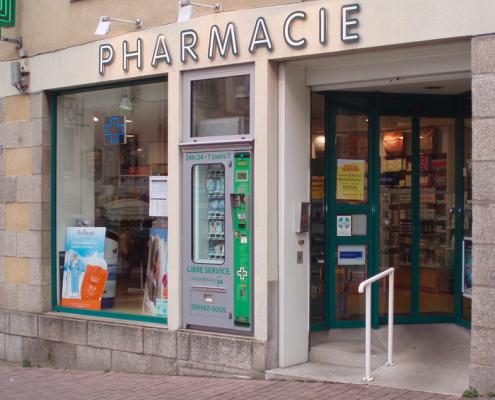 smart per pharmacie
