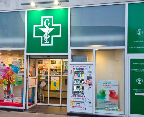 smart distributore piccolo per farmacie